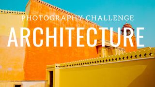 featured image thumbnail for post Architecture Photography Challenge