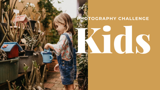 featured image thumbnail for post Kids Photography Challenge