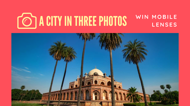 "featured image thumbnail for post ""A City in 3 Photos"" - Photography Contest"