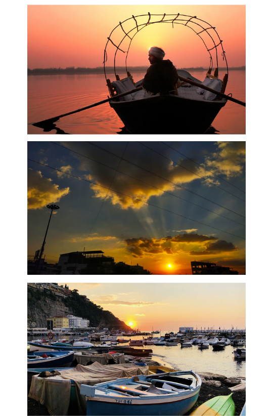 """Sample Images for """"Sunrise/Sunset"""" - Photography Challenge"""