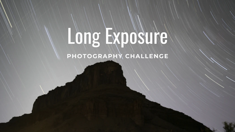 "featured image thumbnail for post ""Long Exposure"" - Photography Challenge"