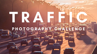 "featured image thumbnail for post ""Traffic"" - Photography Challenge"