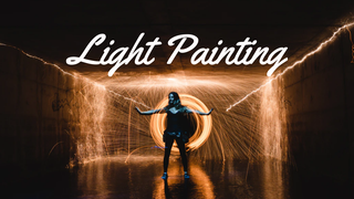 featured image thumbnail for post Light Painting Photography Challenge