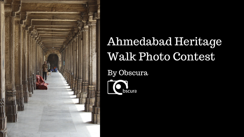 featured image thumbnail for post Ahmedabad Heritage Walk - Photo Contest