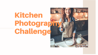 featured image thumbnail for post Kitchen Photography Challenge