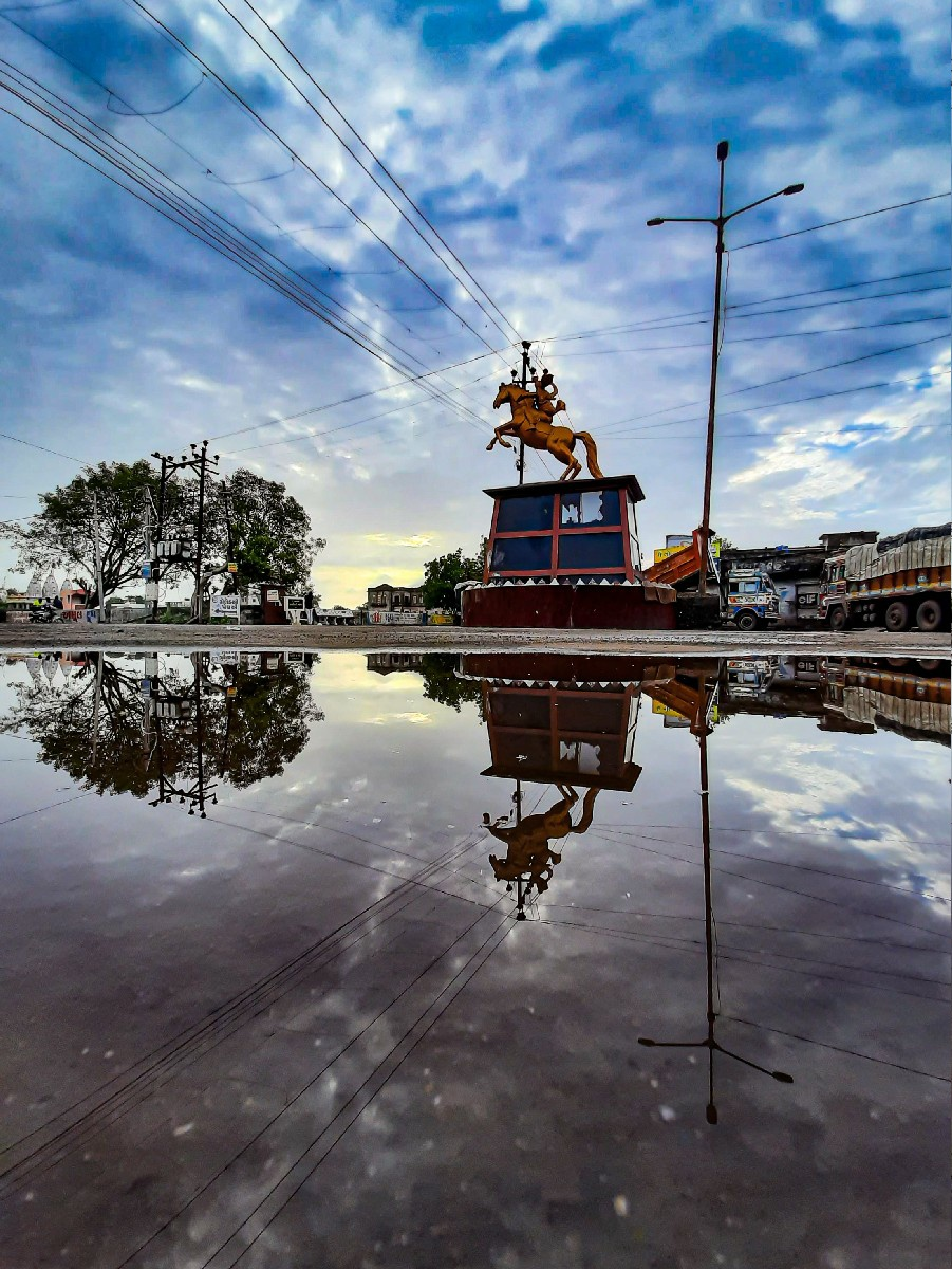 Sample Images for Water Reflections - Photography Challenge