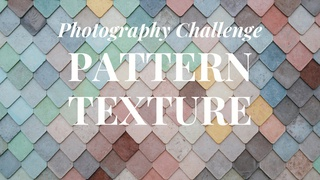 """featured image thumbnail for post """"Pattern/Texture"""" - Photography Challenge"""
