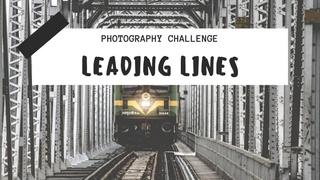 """featured image thumbnail for post """"Leading Lines"""" - Photography Challenge"""
