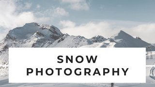 featured image thumbnail for post Snow/Snowfall Photography Challenge
