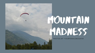 featured image thumbnail for post Mountain Madness Photography Challenge
