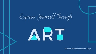 featured image thumbnail for post Express Yourself Through Art