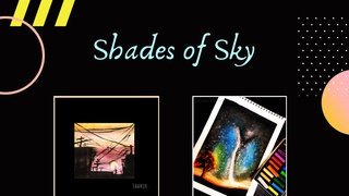 featured image thumbnail for post Shades of Sky - Art Challenge