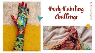 featured image thumbnail for post Body Painting - Art Challenge