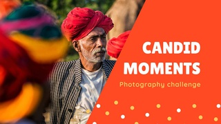 featured image thumbnail for post 'Candid Moments' Street Photography Challenge