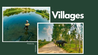 featured image thumbnail for post Villages - Photography Challenge