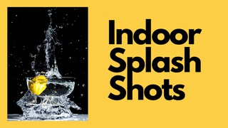 featured image thumbnail for post Water Splash Shots - Photography Challenge