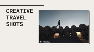 featured image thumbnail for post Creative Travel Shots - Travel Diaries Challenge