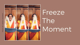 featured image thumbnail for post Freeze The Moment - Photography Challenge