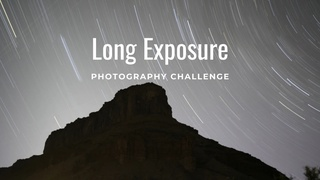 """featured image thumbnail for post """"Long Exposure"""" - Photography Challenge"""