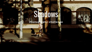 """featured image thumbnail for post """"Shadows"""" - Photography Challenge"""