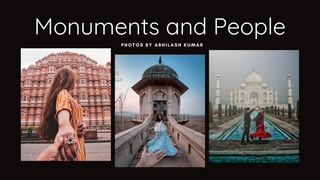 """featured image thumbnail for post """"Monuments and People"""" - Photography Challenge"""