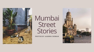 """featured image thumbnail for post """"Mumbai Street Stories"""" - Photography Challenge"""