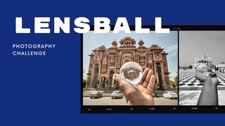 featured image thumbnail for post Lensball Photography Challenge
