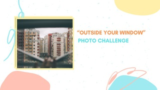 """featured image thumbnail for post """"Outside Your Window"""" - Photo Challenge"""