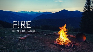 featured image thumbnail for post Fire in your frame - Photography Challenge