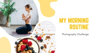 featured image thumbnail for post My Morning Routine - Photography Challenge