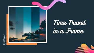 featured image thumbnail for post Time Travel in a Frame - Photography Challenge