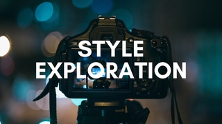featured image thumbnail for post Style Exploration Photography Challenge