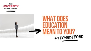 featured image thumbnail for post #TechUBeyond [Education] - Writing Challenge