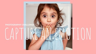featured image thumbnail for post Capture an emotion - Photography Challenge