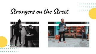 featured image thumbnail for post Strangers On The Street - Photography Challenge