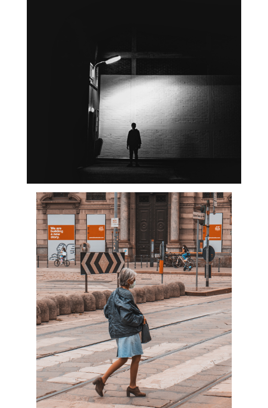 Sample Images for Strangers On The Street - Photography Challenge