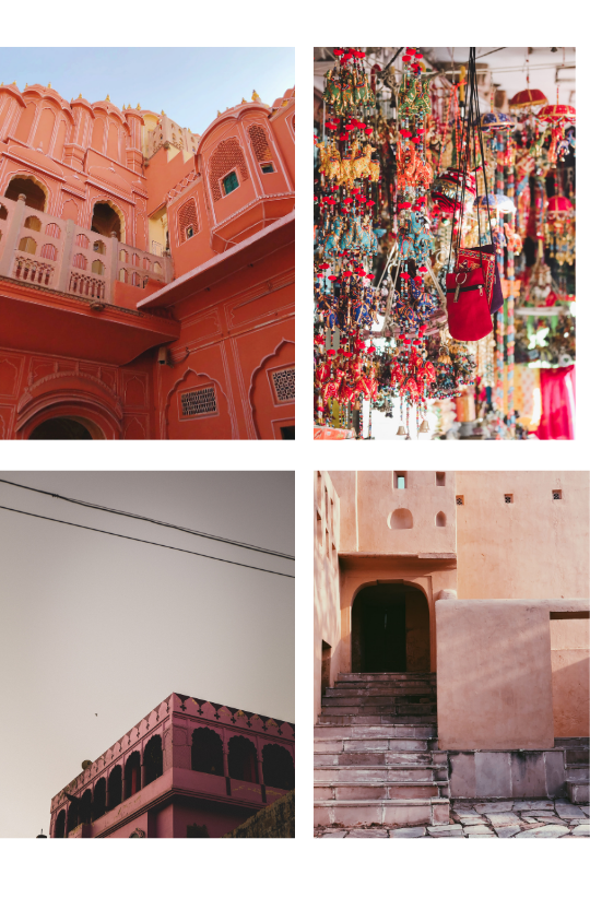 Sample Images for Pink City Jaipur - Photography Challenge