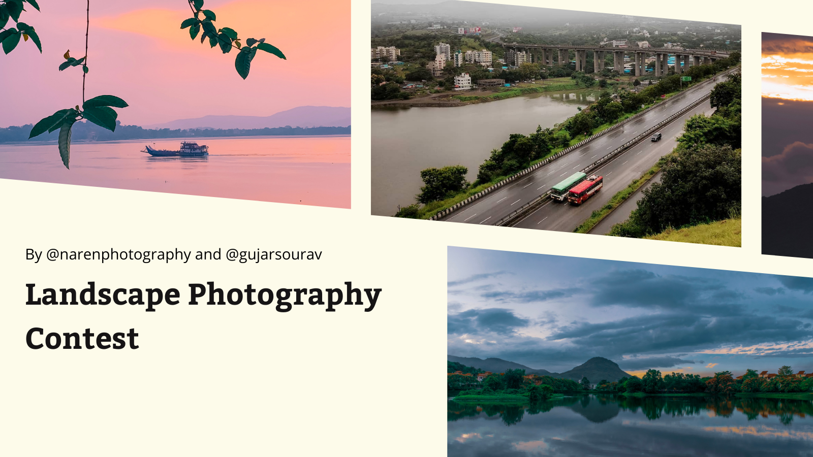 featured image thumbnail for post Landscape Photography Contest