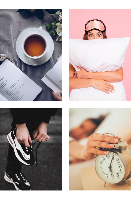 Sample Images for My Morning Routine - Photography Challenge