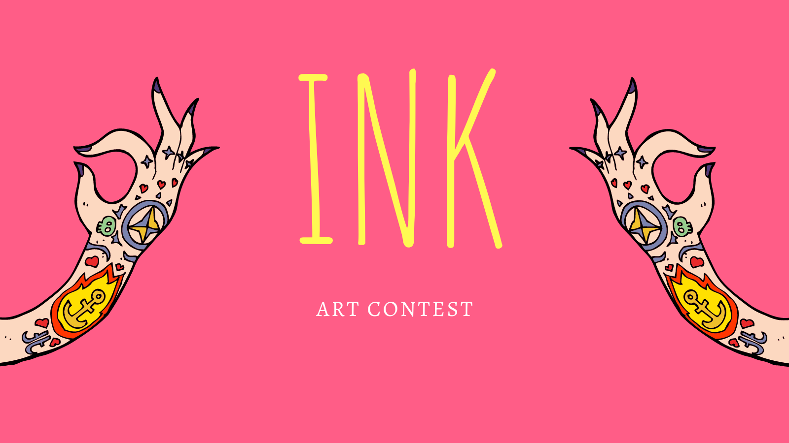 featured image thumbnail for post The Ink Art Contest