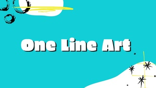 featured image thumbnail for post One Line Art Challenge