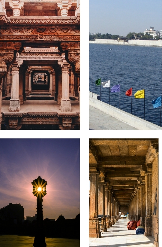 Sample Images for Ahmedabad Heritage Walk - Photography Challenge