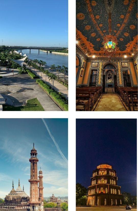 Sample Images for Nawabi Lucknow - Photography Challenge