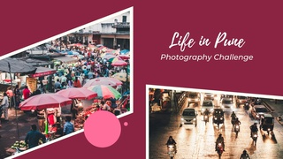 featured image thumbnail for post Life in Pune - Photography Challenge