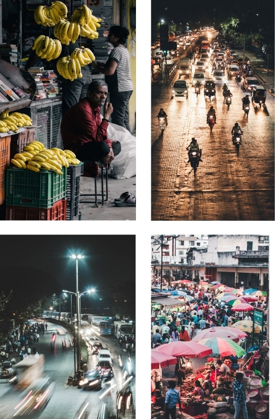 Sample Images for Life in Pune - Photography Challenge