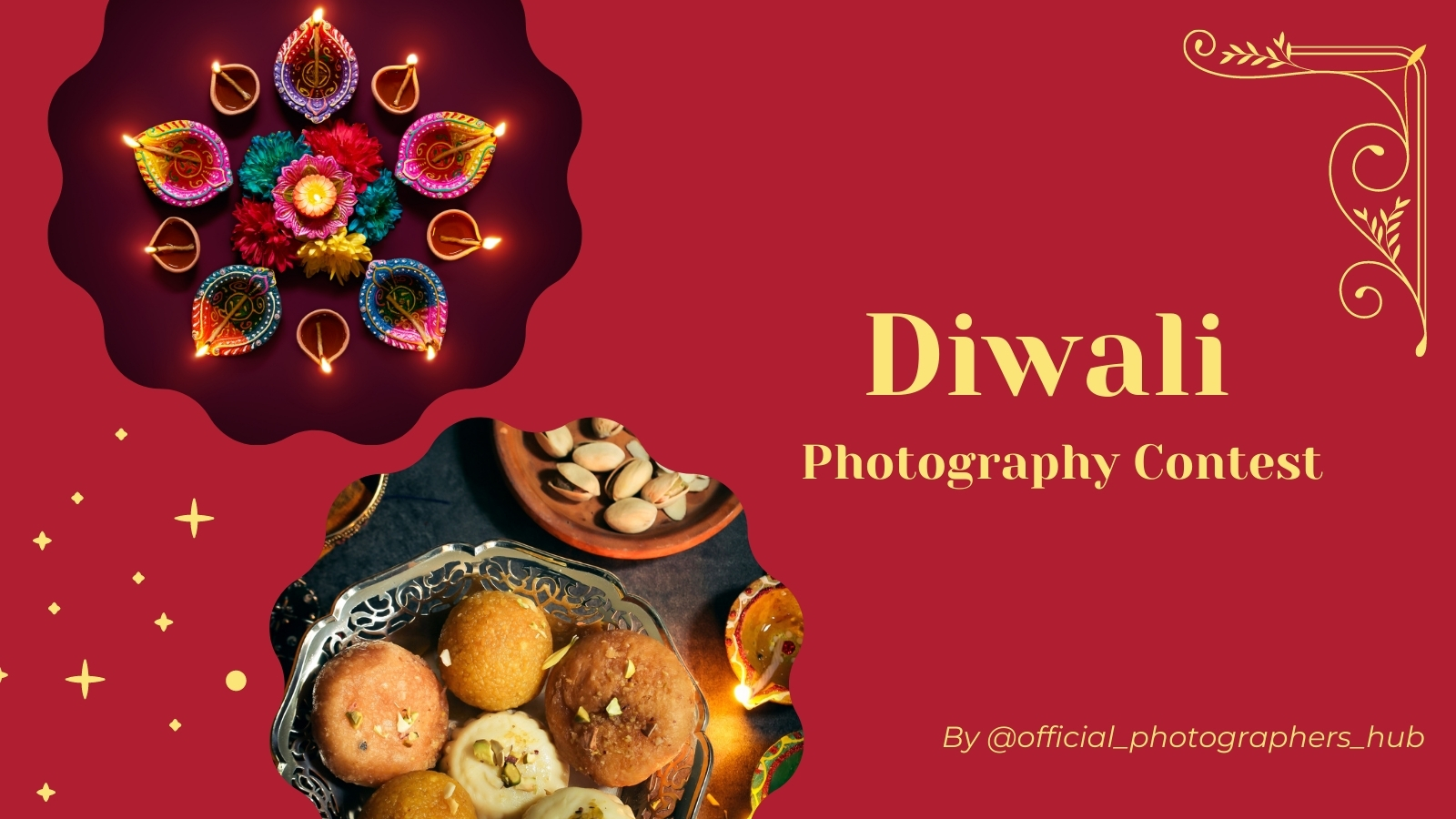 featured image thumbnail for post Diwali Photography Contest