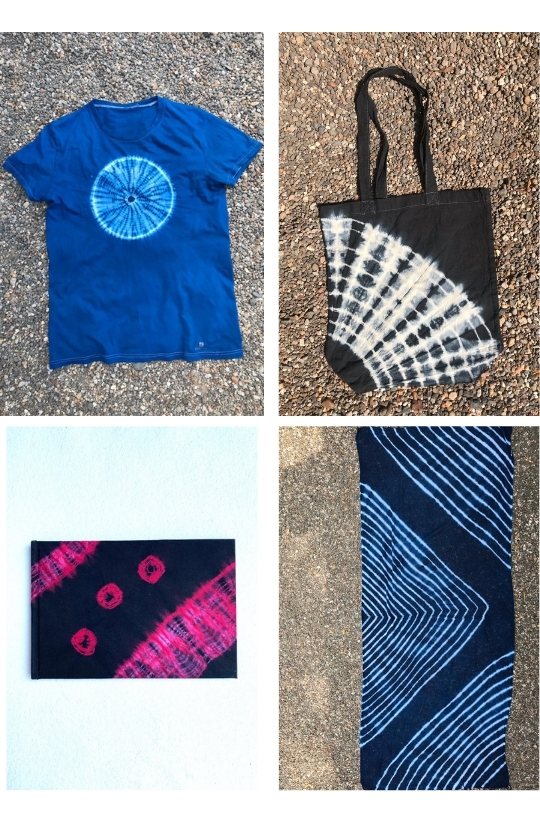 Sample Images for Tie Dye - Art Challenge