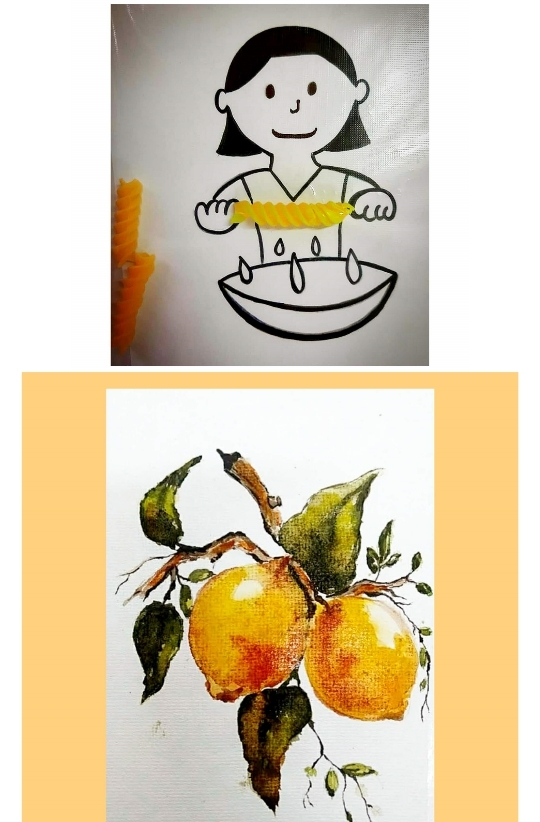 Sample Images for Anything Yellow - Art Challenge