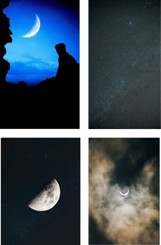 Sample Images for Capturing the Night Sky - Photography Challenge