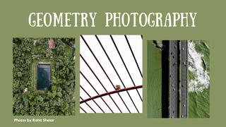 featured image thumbnail for post Geometry Photography Challenge